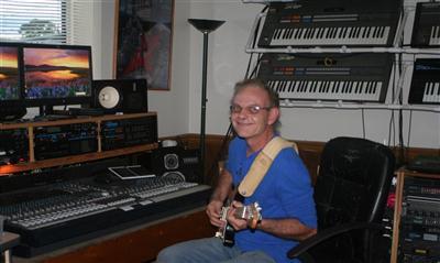 timothypaul in studio